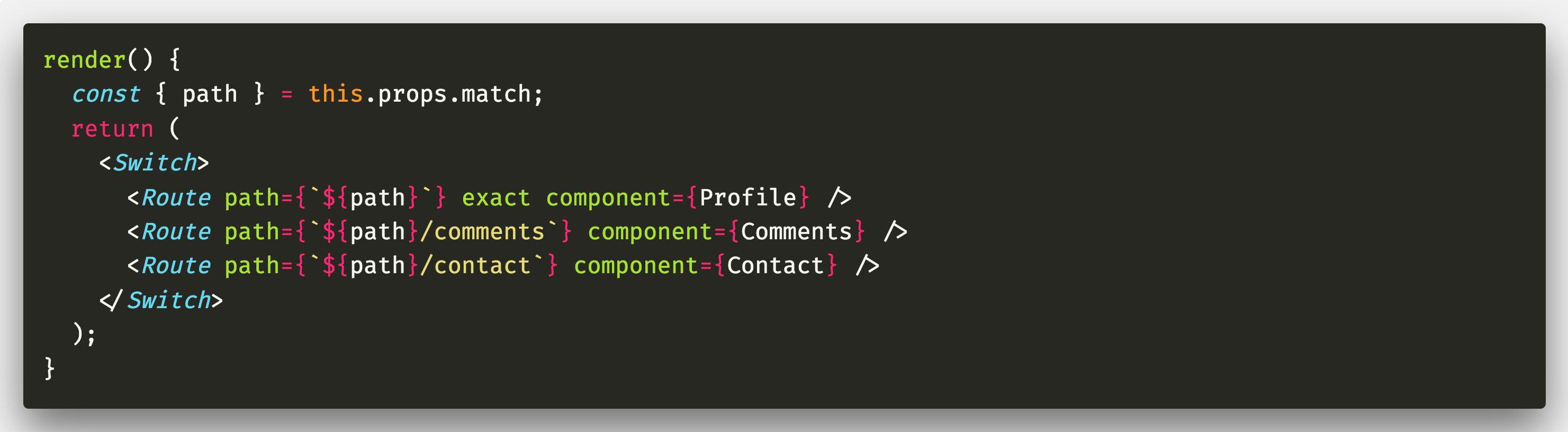 how to force route change with react router